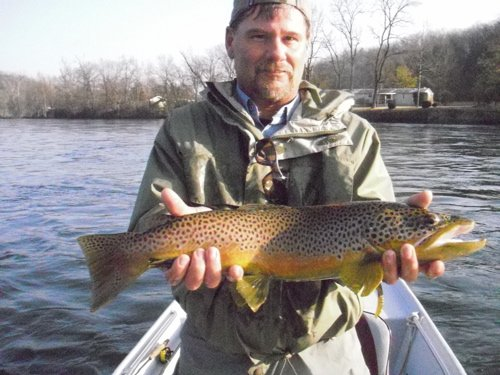 Fishing report jan 22 2010 friday for Fishing report kansas
