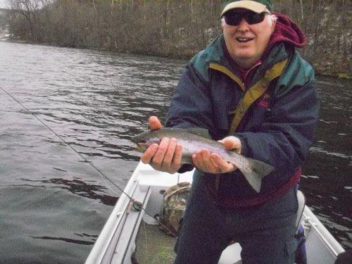 No shad kill but for Fly fishing houston