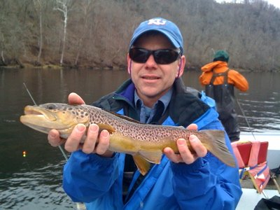 Jim's 18 inch brown