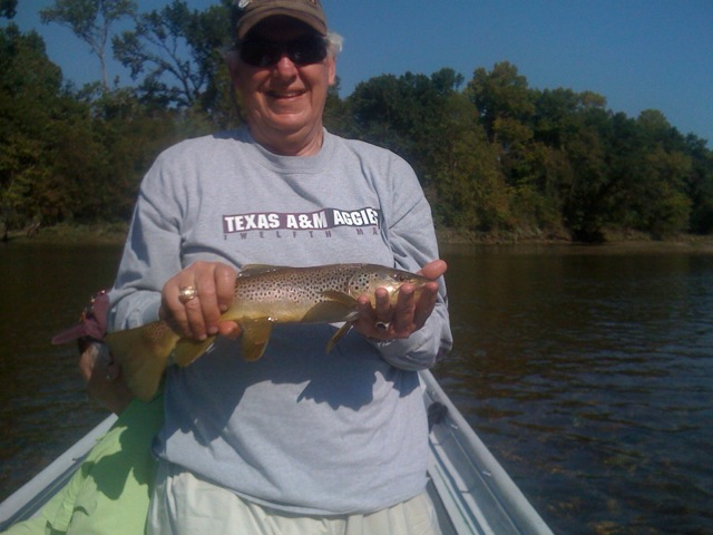 Fishing report white river oct 5 2012 for White river arkansas fishing report