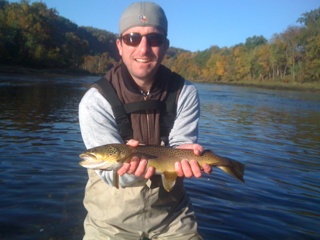 White river fishing report oct 19 2012 for Ar fishing report