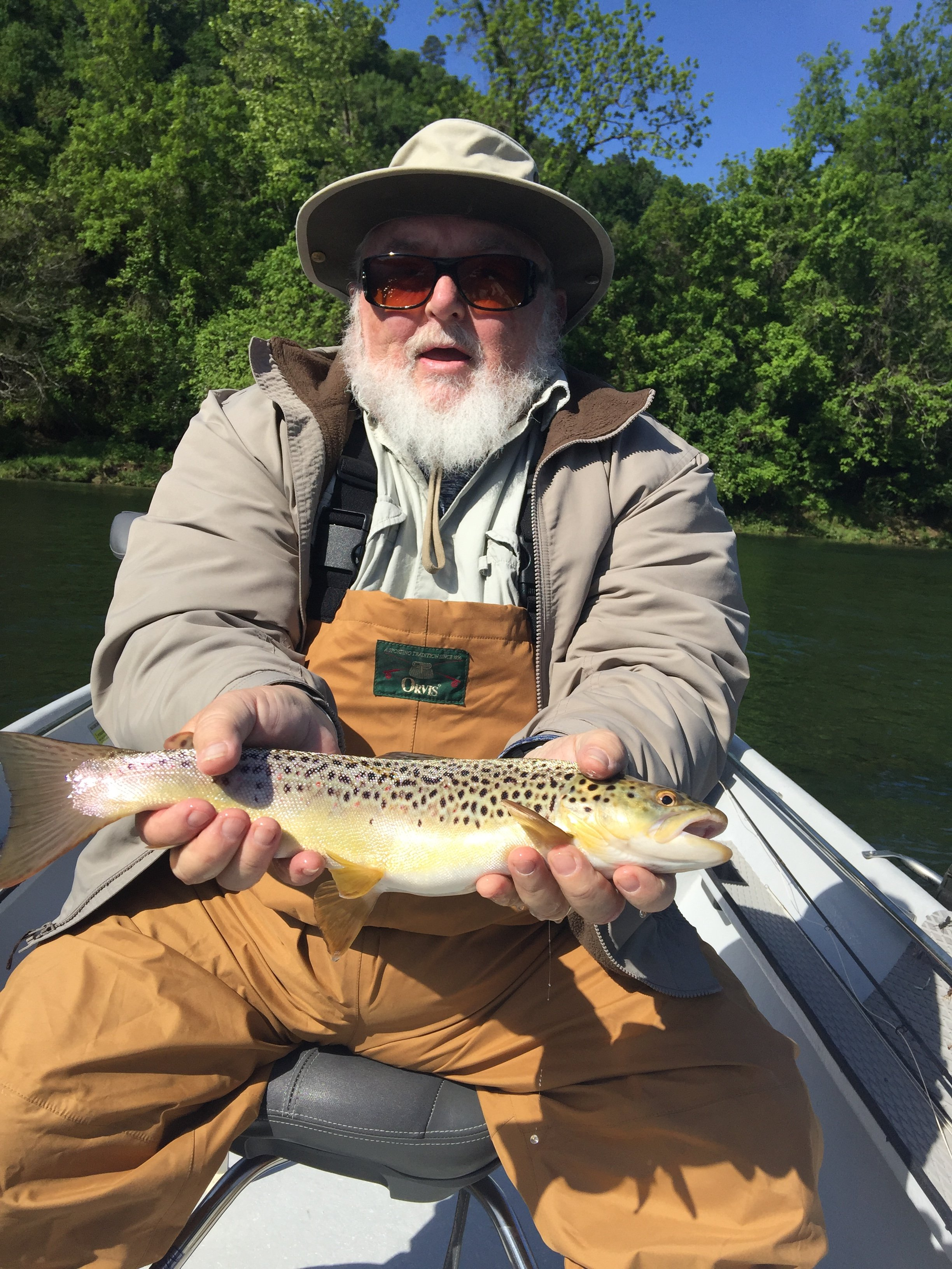 2017 for Fly fishing arkansas